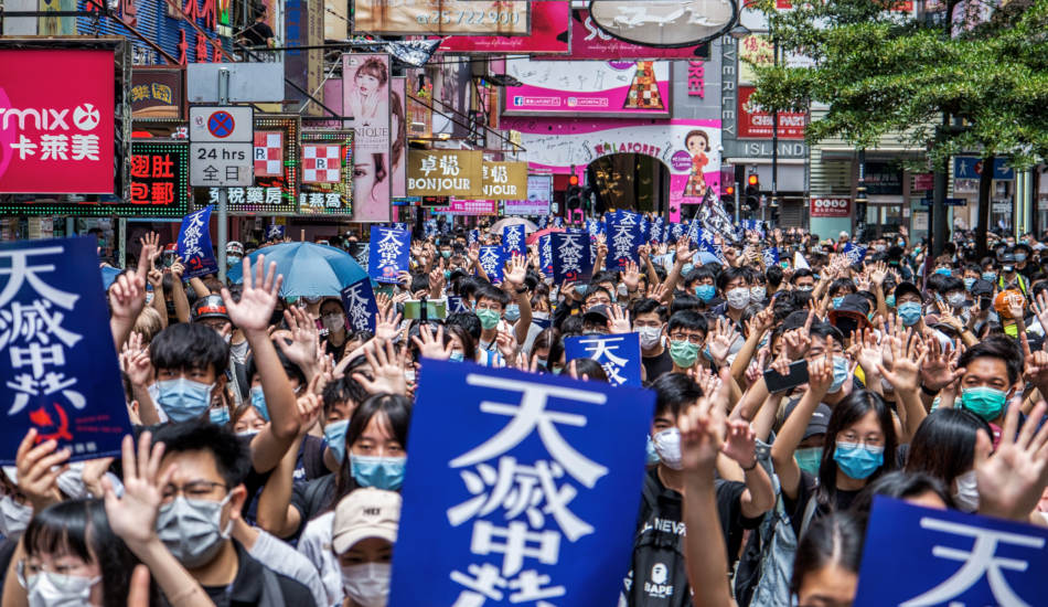 Under a new law in Hong Kong, pro-democracy and free speech activists can be classified as a threat to national security. (Image: Studio Incendo via flickr CC BY 2.0 ) VISION TIMES VISION TIMES 4 hours ago Boost The Chinese Communist Party (CCP) has approved a
