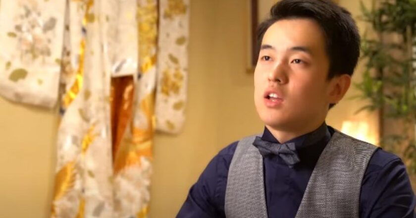Kenji Kobayashi believes that people are defined by their culture. (Image: YouTube/Screenshot)